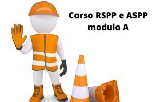 RSPP  e ASPP Modulo A monte ore 28